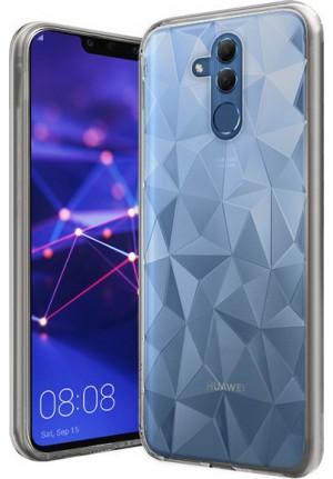Θήκη για Huawei P30 Lite Forcell Prism Clear