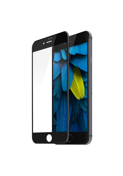 Tempered Glass 9h Baseus Pet Soft 3d Black for Apple IPhone 7/8