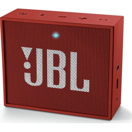 JBL GO BLUETOOTH SPEAKER RED