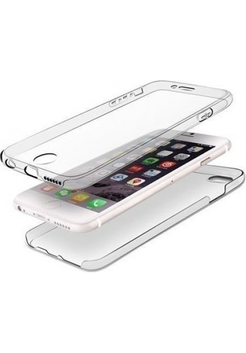 Θήκη για Apple Iphone 5/5s/SE Tpu Clear Front+Back