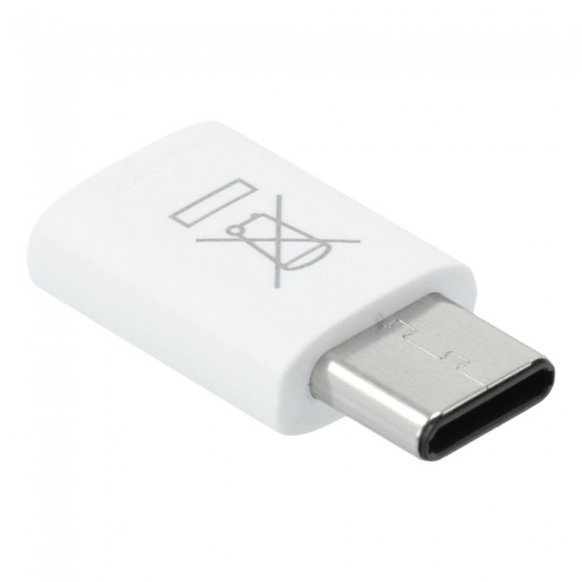 Samsung Adapter Usb to Type C GH96-12330B White Bulk