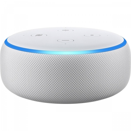 AMAZON ECHO DOT 3RD GEN WIRELES...