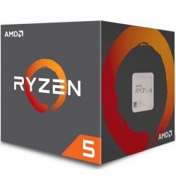 AMD AM4 RYZEN 5 2600X 4,25GHz BOX YD260XBCAFBOX