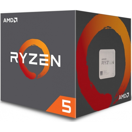 CPU AMD AM4 RYZEN 5 2600X 4,25G...