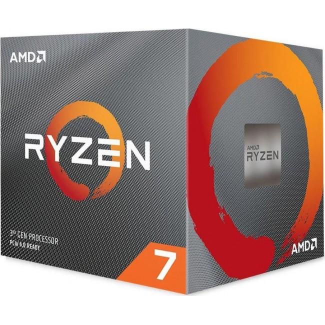 CPU AMD AM4 RYZEN 7 3800X 3,9GHz BOX 100-100000025BOX