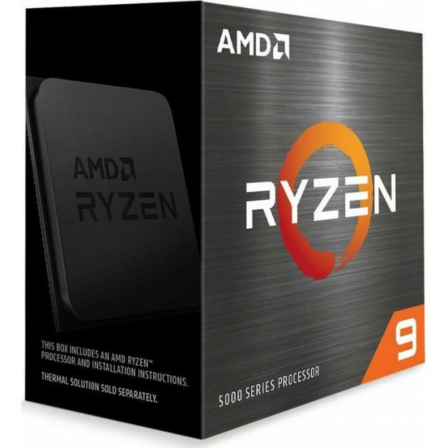 CPU AMD AM4 RYZEN 9 5900X 3.7GHz BOX 100-100000061WOF