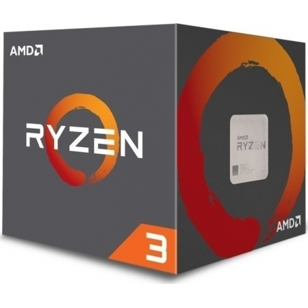CPU AMD AM4 RYZEN 3 1200 3,1GHz...