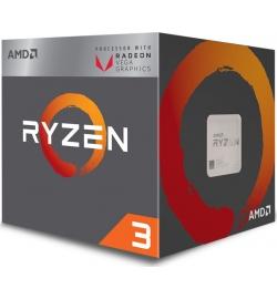 CPU AMD AM4 RYZEN 3 2200G 3,7GHz BOX (YD2200C5FBBOX)