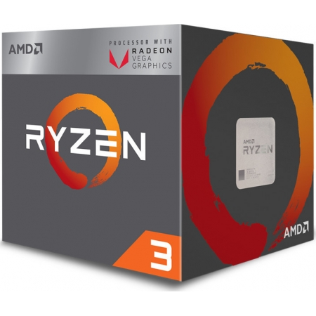 AMD AM4 RYZEN 3 2200G 3,5GHz BO...