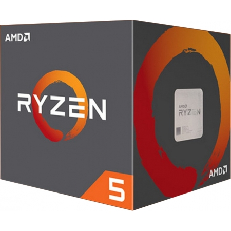 CPU AMD AM4 RYZEN 5 1400 3,2GHz...