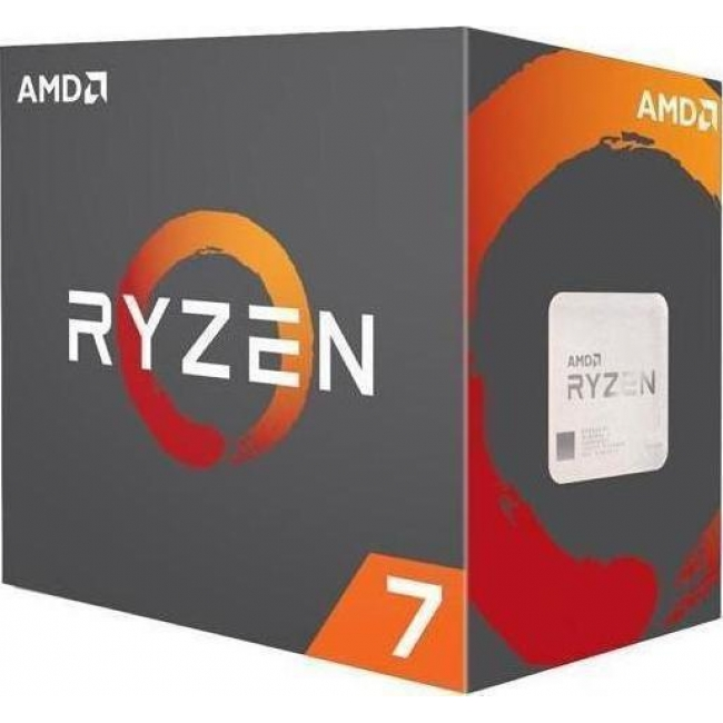 CPU AMD AM4 RYZEN 7 1800X 3,6GHz BOX (YD180XBCAEWOF)