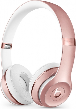 HEADPHONES BEATS SOLO 3 WIRELESS ROSE GOLD MX442 EU