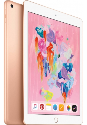"APPLE IPAD 2018 9.7"" 128GB WIFI GOLD (MRJP2) (ΜΕ ΑΝΤΑΠΤΟΡΑ) EU"