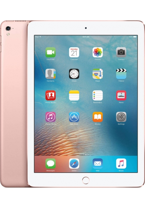 "APPLE IPAD PRO 9.7"" 128GB WIFI ROSE GOLD (ΜΕ ΑΝΤΑΠΤΟΡΑ) EU"