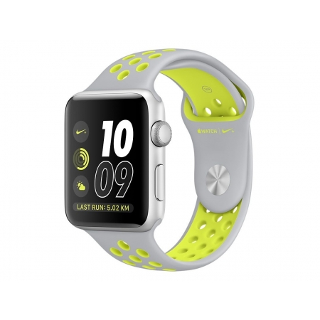 APPLE WATCH NIKE+ 38mm SILVER A...
