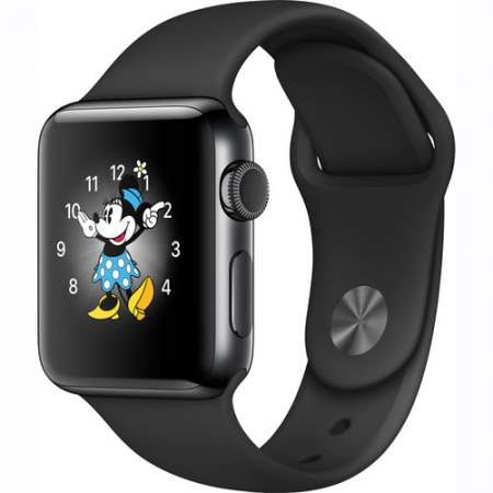 APPLE WATCH 2 38mm BLACK STAINL...