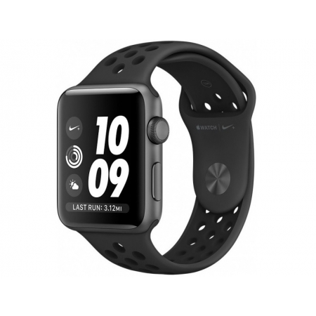 APPLE WATCH NIKE+ 38mm GRAY ALU...
