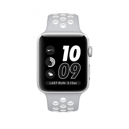 APPLE WATCH NIKE+ 42mm SILVER A...