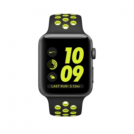 APPLE WATCH NIKE+ 42mm GREY ALU...