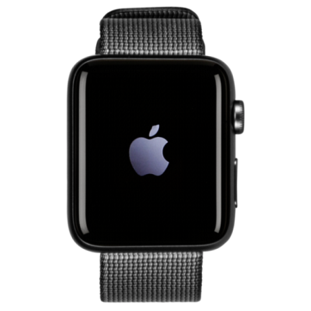APPLE WATCH 2 42mm GRAY WOVEN N...