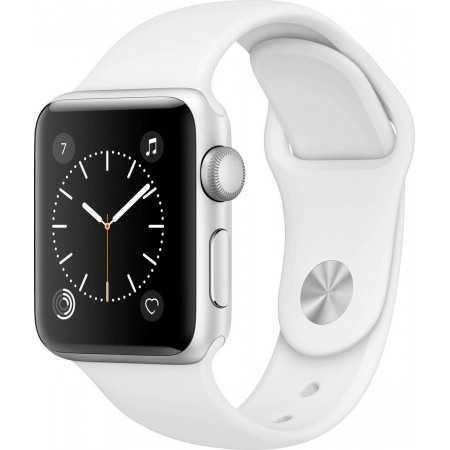 APPLE WATCH 2 38mm SILVER SPORT...