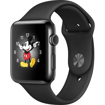 APPLE WATCH 2 42mm BLACK STAINL...
