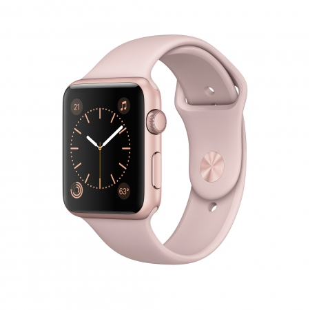 APPLE WATCH 2 42mm ROSE GOLD SP...