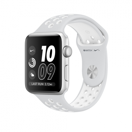 APPLE WATCH NIKE+ 42mm GRAY ALU...