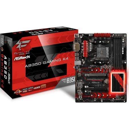 Motherboard Asrock AB350 Gaming...