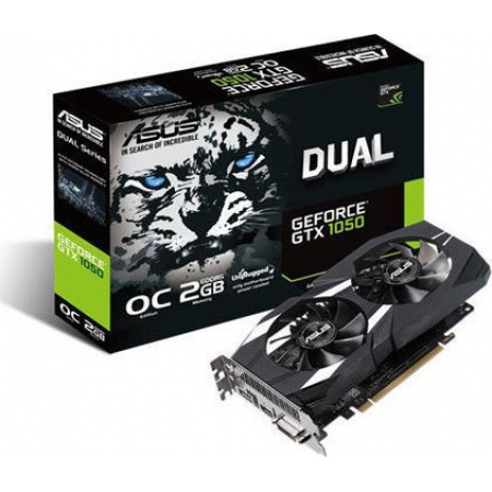 VGA ASUS GEFORCE GTX1050 2GB DU...