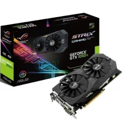 VGA ASUS GEFORCE GTX1050TI 4GB STRIX OC (90YV0A30-M0NA00)