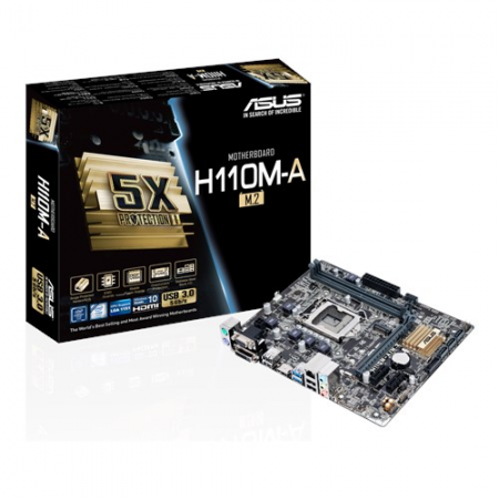 Motherboard Asus H110M-A/M.2 90...