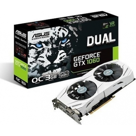 VGA ASUS GEFORCE GTX1060 3GB DU...