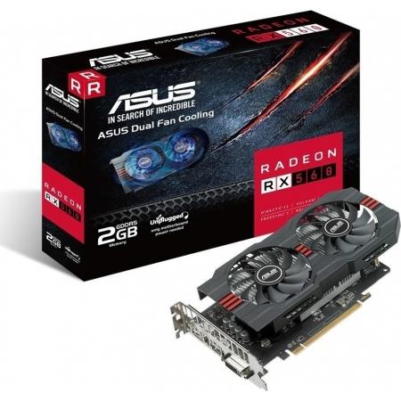 VGA ASUS RADEON RX560 2GB 90YV0...