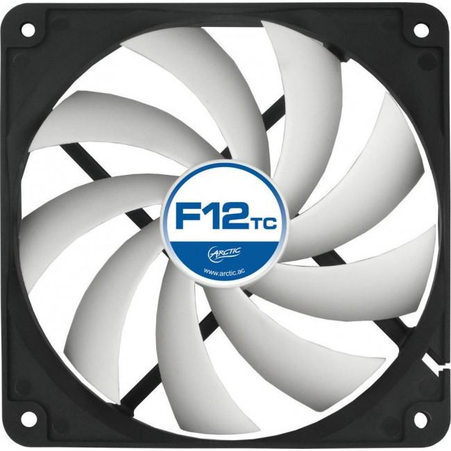 COOLING CASE FAN ARCTIC F12 TC 3pin 120mm AFACO-120T0-GBA01