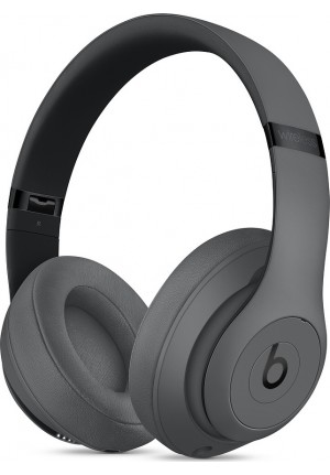 HEADPHONES BEATS STUDIO 3 WIRELESS GREY MTQY2