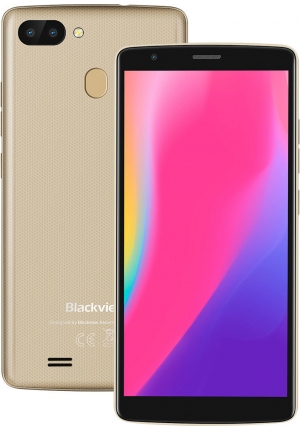 BLACKVIEW A20 PRO 16GB 2GB DUAL GOLD EU