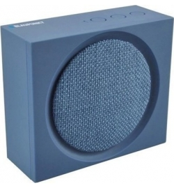 BLAUPUNKT BT-03BL BLUETOOTH SPEAKER FM RADIO BLUE