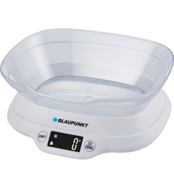 BLAUPUNKT FKS501 KITCHEN SCALE WITH BOWL 1.2L 5kg ΔΙΑΙΡΕΣΗ 1g