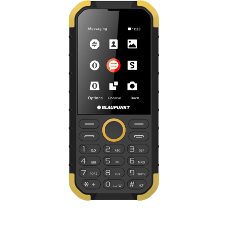 BLAUPUNKT SAND RUGGED YELLOW BL...