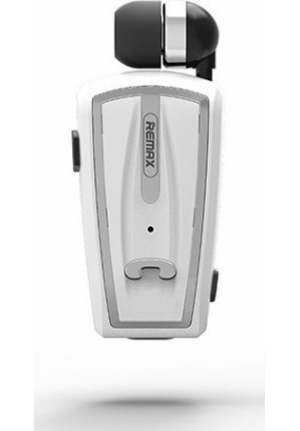 BLUETOOTH REMAX CLIP-ON RB-T12 WHITE