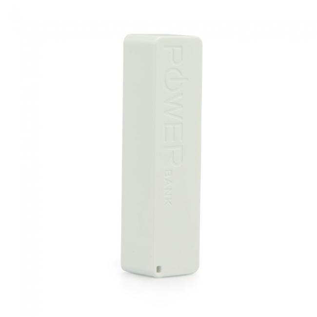 POWER BANK BLUN PERFUME 2600mAh WHITE