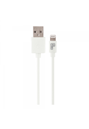 Καλώδιο Φόρτισης Behello Lightning White BEHCBL00009 (1.2m)
