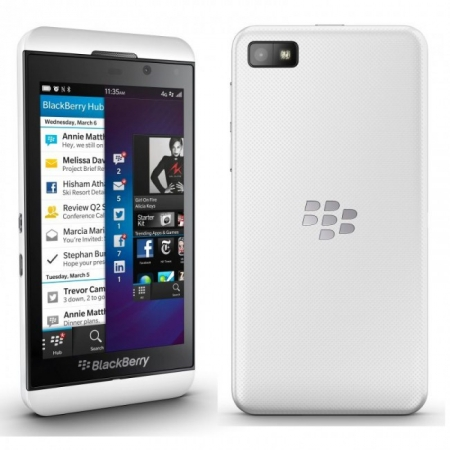 BlackBerry Z30 White EU