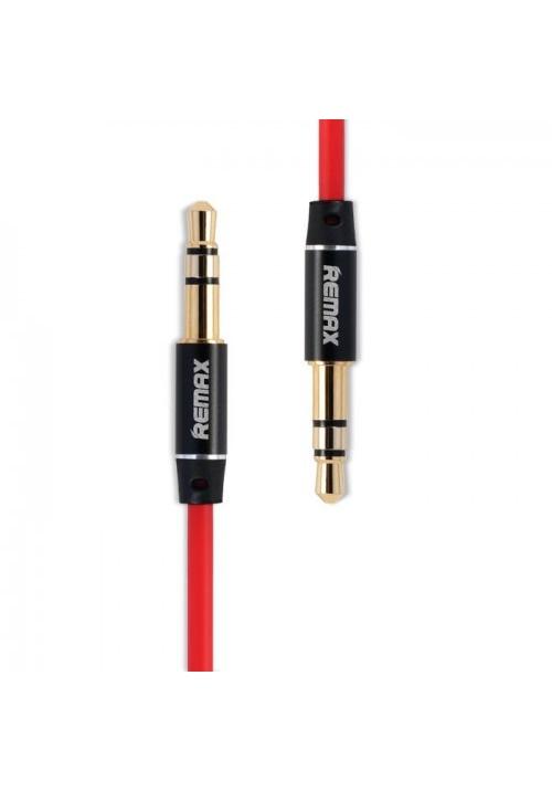 Καλώδιο Remax Aux 3.5mm Jack 1m Red (L100)