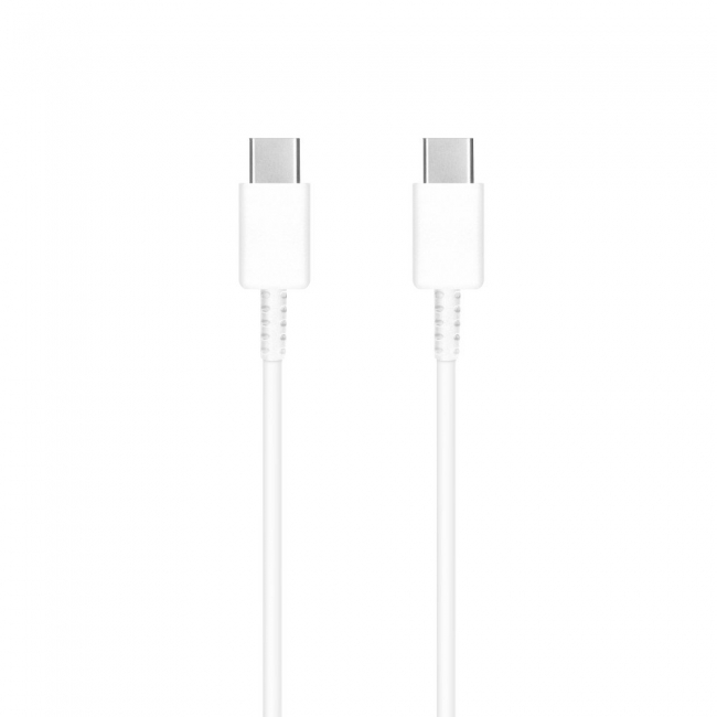 Καλώδιο Φόρτισης Samsung Type C 1m EP-DA705BWE White Bulk
