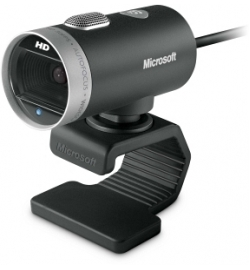 WEBCAM MICROSOFT LIFECAM CINEMA FOR BUSINESS 6CH-00002