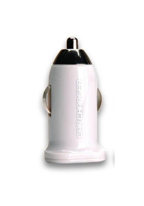 Φορτιστής Αυτοκινήτου Remax 2.1A Single RCC101 White