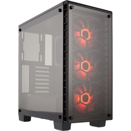 CASE CORSAIR CRYSTAL 460X RGB B...
