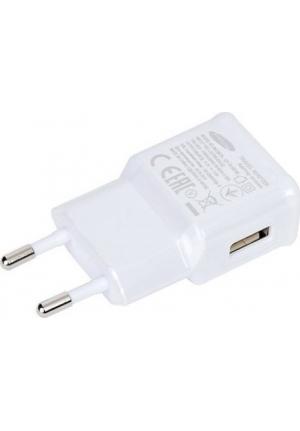 Samsung USB Wall Adapter White 1000mAh (ETA0U83EWE) (Bulk)